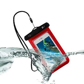 undervanns mobiltelefon tørr pose tilfelle