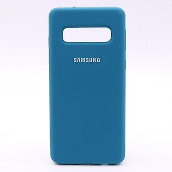 Original Silky Silicone Cover, Soft-touch Back Protective Shell