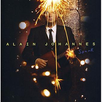 Alain Johannes - Spark [CD] USA import
