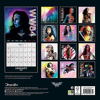 Wonder Woman 2021 Muur Kalender
