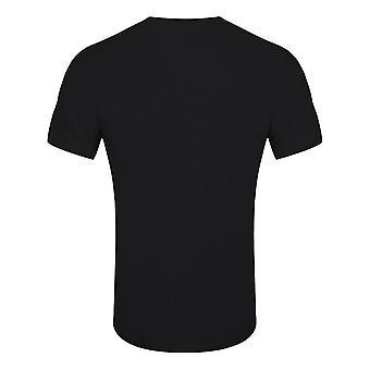 Grindstore Herren Pentagramm T-Shirt