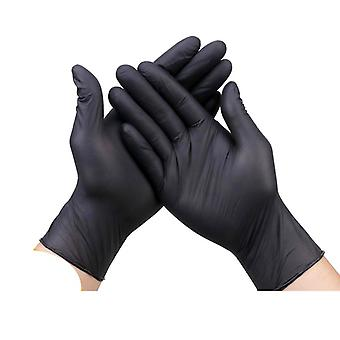 Disposable Nitrile Gloves, Waterproof, Oil-proof, Protective, House Industrial
