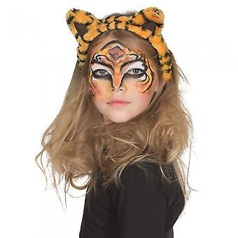 Tiara Tijger Junior Oranje One Size