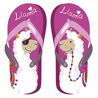 Slippers Llama Girls Eva Bt472977