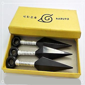 Naruto Kunai Shuriken Weapons, Pvc Cosplay Accessories