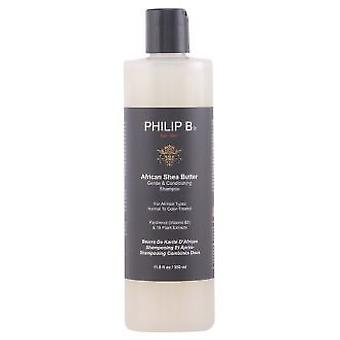 Philip B African Shea Butter Gentle and Conditioning Shampoo 350 ml