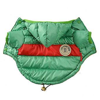 Autumn/winter Pet Clothes, Waterproof Hooded Dog Coat/ Jacket Warm Puppy Pet /