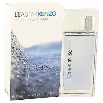 L'eau Par Kenzo Eau De Toilette Spray By Kenzo 1.7 oz Eau De Toilette Spray