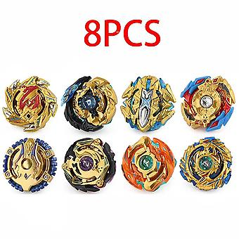 Beyblade Burst Tops With Launcher Arena Set, Metal Bey Blades Toy