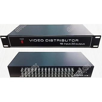 Cctv Security Camera System Splitter