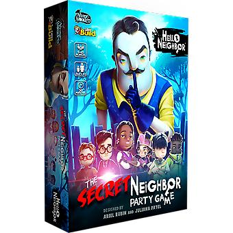 Hello Neighbor: The Secret Neighbor Board Game