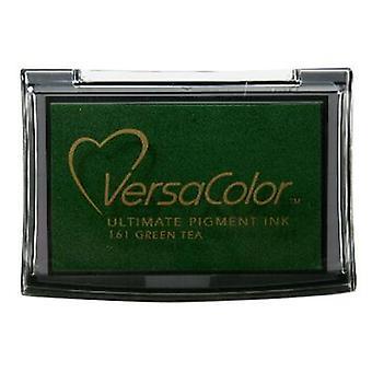 Tsukineko Versacolor Pigment Mustetyynyt - Vihreä tee