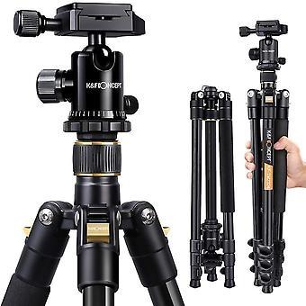 HanFei TM2324 Kamerastativ Reisestativ Fotostativ Kamera Stativ fr Canon Nikon Sony