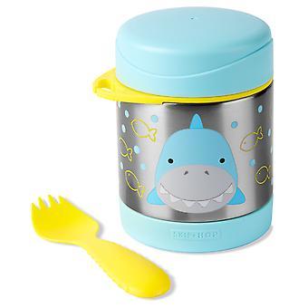 Skip Hop Zoo Thermos Food Jar Shark