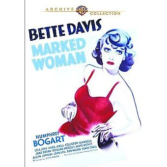 Marked Woman (1937) [DVD] USA import