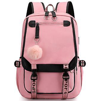 Leisure backpack travel bag student school bag