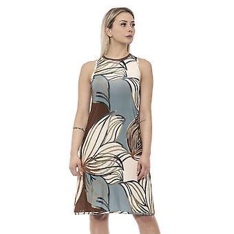 Alpha Studio Tabacco Dress - AL1374924