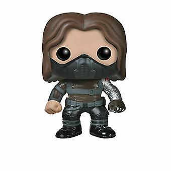 Winter Soldier Action Figure Toys Gifts 10cm