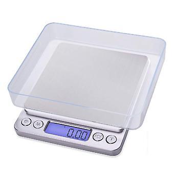 Mini Pocket Case Post Schmuck Gewicht Gramm Balanca Essen