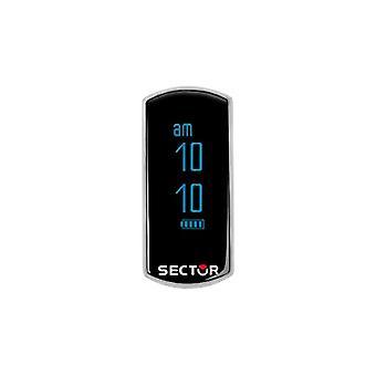 Sector Sin Límites Reloj Unisex, Sector FIT Colección, Digital, Plástico y Policarbonato - R3251569002