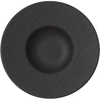 Villeroy & Boch 10-4239-2790 Manufaktur Rock Pastateller, Premium Porzellan