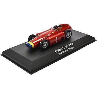Ferrari D50 (Juan Manuel Fangio - 1956) Diecast Model Car
