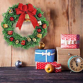 Joulujuhla Oven ripustimet Jingle Bell Henkarit Pienet riipuksia Rauta