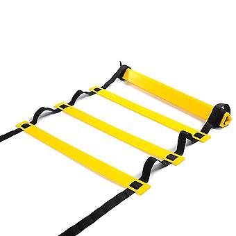 Adjustable Outdoor Soccer Football Training Ladder