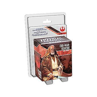 Star Wars Imperial Assault Obi-Wan Kenobi Ally Pack