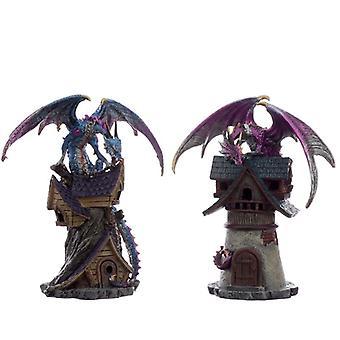 Dark Legends Village Protector Dragon (1 Random Supplied)