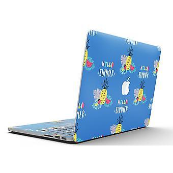 Hello Summer Love V1 - Macbook Pro com retina display cobertura completa