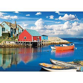 Eurographics Peggy's Cove, Nova Scotia Jigsaw Puzzle (1000 pièces)