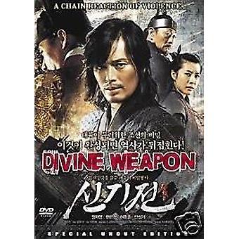 Arma Divina Dvd -Vd7512A
