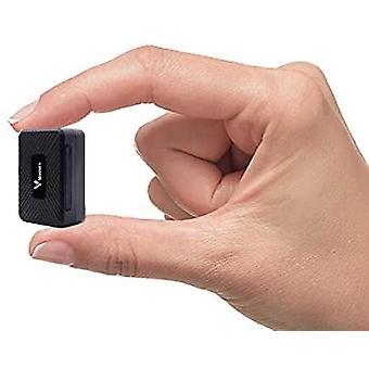 Мини портативный GPS трекер TK913 GPS магнит автомобиля 1500mAh водонепроницаемый GPS трекер багажный кошелек с бесплатным приложением (черный)