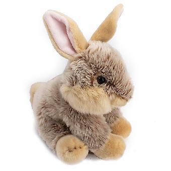 25cm peluche de pie Conejo de Pascua juguete suave