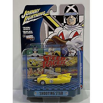 Speed Racer Shooting Star 1:64 Scale Johnny Lightning JLSP121