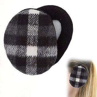 A Pair Of Independent Earmuffs-black
