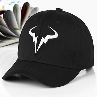 כובע בייסבול היפ הופ קיץ כותנה טניס שחקן אבא כובע