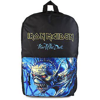 Rock Sax Fear Iron Maiden Ryggsäck