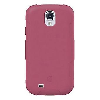 Mobile cover Samsung Galaxy S4 Griffin Flexgrip Silicone Fuchsia