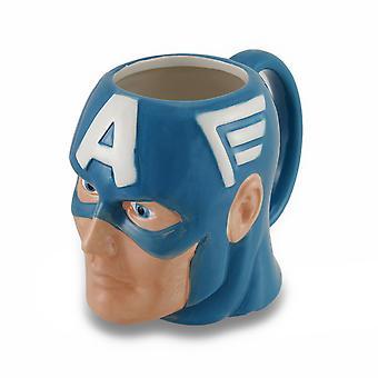 Marvel Comics Captain America keramische koffie/thee beker