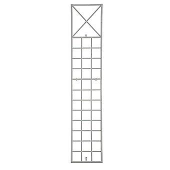 Rose Arch - Moderne - Blanc - 40 cm x cm x 198 cm