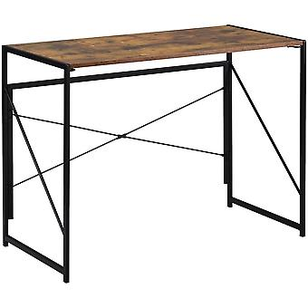 Foldable Simple Desk For Home Office Purpose