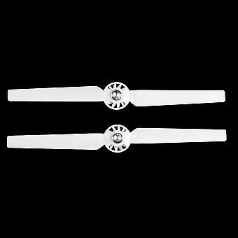 2pcs 13 بوصة Abs المراوح تعيين Cw &ccw المروحة ليونيك Q500 الأحمر الأبيض