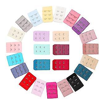 Verschiedene Farben BH Extender Strap 25 Stück