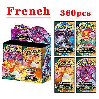 360st Franse versie Pokemon-kaarten