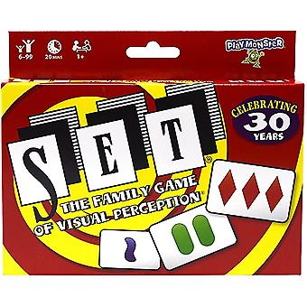 Set Card Game The Family Game Of Visual Perception