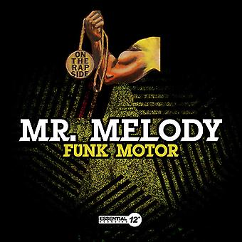 Herr Melodie - Funk Motor USA import