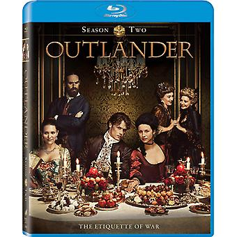 Outlander: Sesong to [Blu-ray] USA import