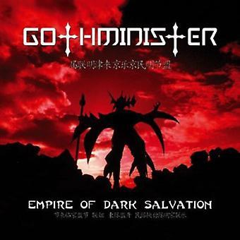 Gothminister - Empire of Dark Salvation [CD] USA import